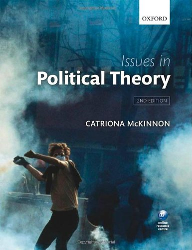 9780199572823: Issues in Political Theory