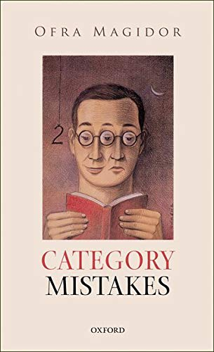 9780199572977: Category Mistakes (Oxford Philosophical Monographs)