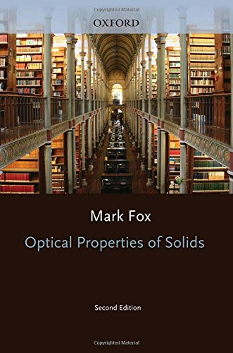 9780199573363: Optical Properties of Solids (Oxford Master Series in Physics)