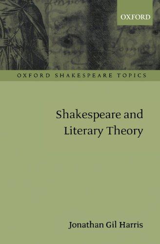 9780199573387: Shakespeare and Literary Theory (Oxford Shakespeare Topics)