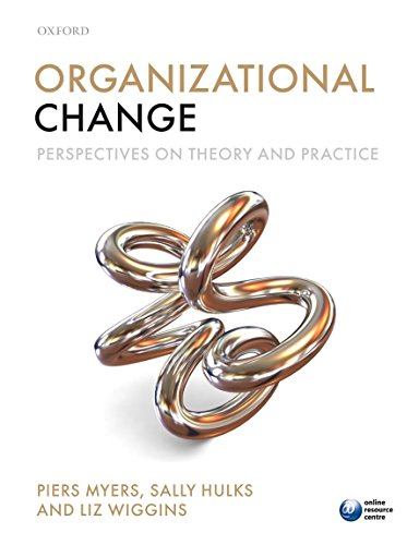 9780199573783: Organizational Change: Perspectives on Theory and Practice