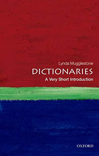 9780199573790: Dictionaries: A Very Short Introduction