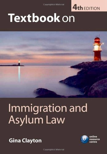 9780199574087: Textbook on Immigration and Asylum Law