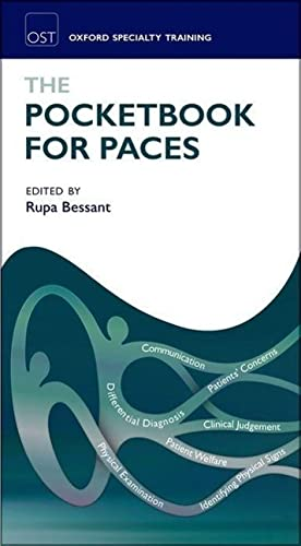 9780199574186: The Pocketbook for PACES (Oxford Specialty Training: Revision Texts)