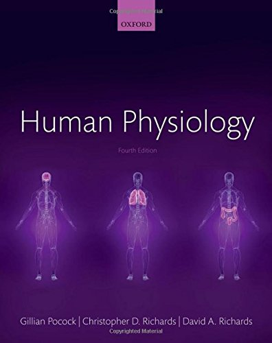 Human Physiology (Oxford Core Texts): Gillian Pocock