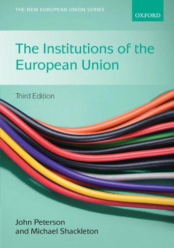 9780199574988: The Institutions of the European Union