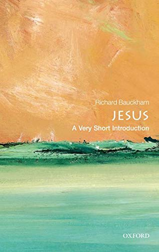 9780199575275: Jesus: A Very Short Introduction