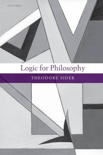 9780199575596: Logic for Philosophy