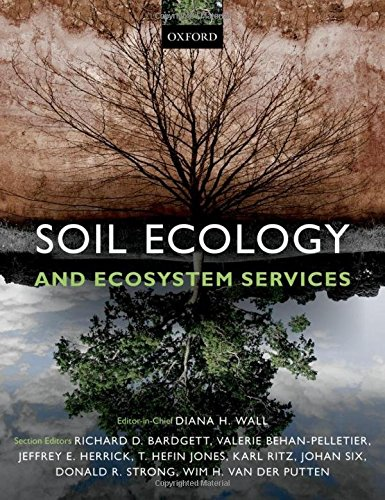 9780199575923: Soil Ecology and Ecosystem Services