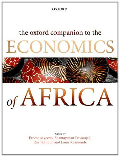 9780199575978: The Oxford Companion to the Economics of Africa