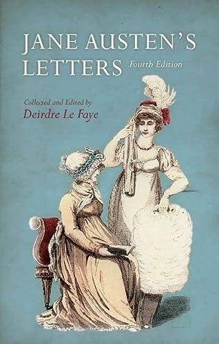 9780199576074: Jane Austen's Letters