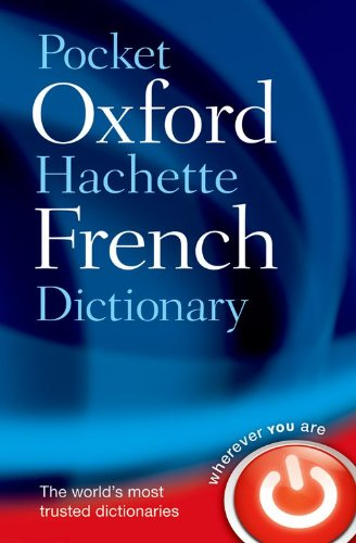 9780199576159: Pocket Oxford-Hachette French Dictionary