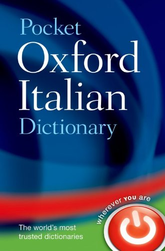 9780199576166: Pocket Oxford Italian Dictionary