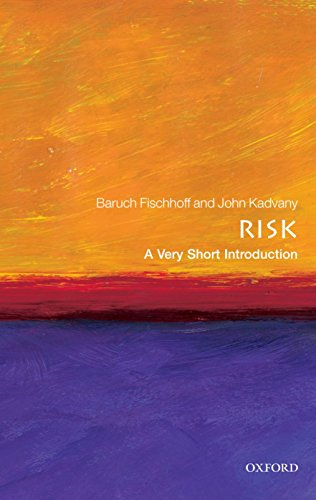 9780199576203: Risk: A Very Short Introduction