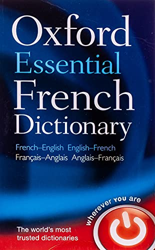 9780199576388: Oxford Essential French Dictionary (English and French Edition)