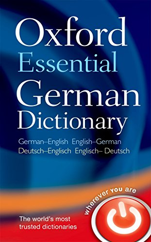 9780199576395: Oxford Essential German Dictionary