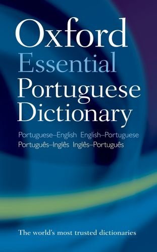9780199576425: Oxford Essential Portuguese Dictionary