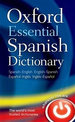 9780199576449: Oxford Essential Spanish Dictionary (English and Spanish Edition)