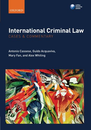 9780199576784: International Criminal Law: Cases and Commentary