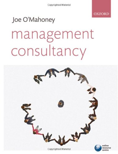 9780199577187: Management Consultancy