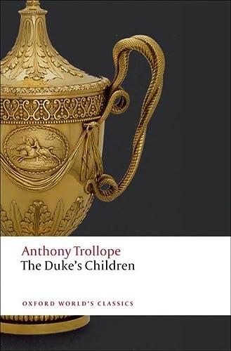 9780199578382: The Duke's Children