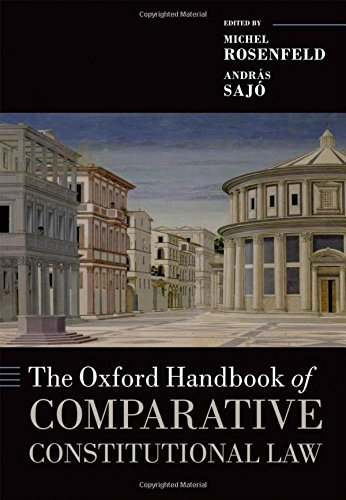 9780199578610: The Oxford Handbook of Comparative Constitutional Law (Oxford Handbooks)