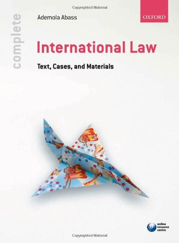 9780199578702: Complete International Law