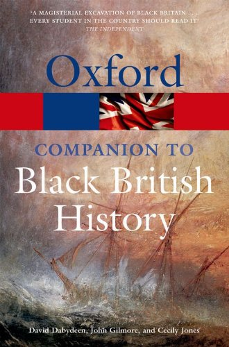 9780199578771: The Oxford Companion to Black British History (Oxford Quick Reference)