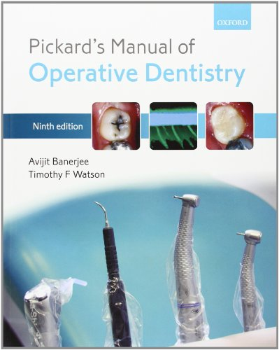 9780199579150: Pickard's Manual of Operative Dentistry