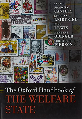 9780199579396: The Oxford Handbook of the Welfare State (Oxford Handbooks)