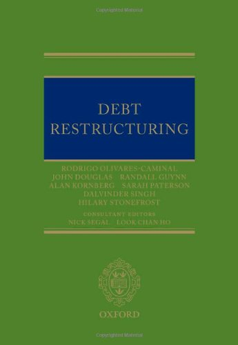9780199579693: Debt Restructuring