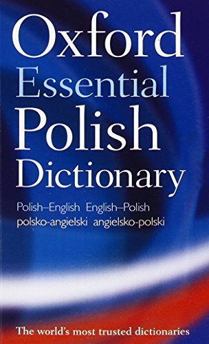 9780199580491: Oxford Essential Polish Dictionary