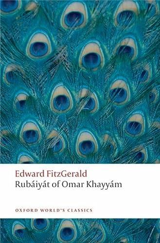Rubáiyát of Omar Khayyám: Khayyám, Omar; FitzGerald,