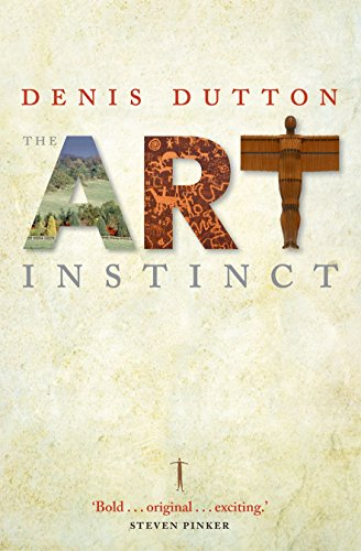 9780199580736: The Art Instinct: Beauty, Pleasure, and Human Evolution