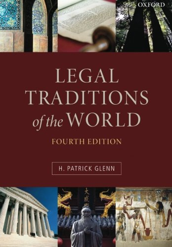 9780199580804: Legal Traditions of the World: Sustainable diversity in law