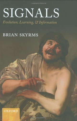 9780199580828: Signals: Evolution, Learning, and Information