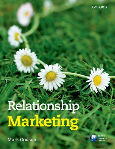 9780199580842: Relationship Marketing