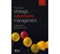 9780199580880: Strategic Advertising Management