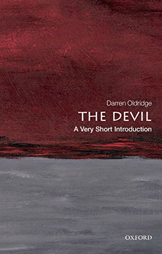 9780199580996: The devil (Very Short Introductions)
