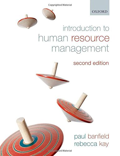 9780199581085: Introduction to Human Resource Management