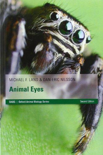 9780199581146: Animal Eyes (Oxford Animal Biology)