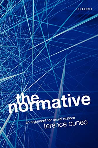 9780199581382: The Normative Web: An Argument for Moral Realism
