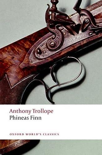 9780199581436: Phineas Finn (Oxford World's Classics)