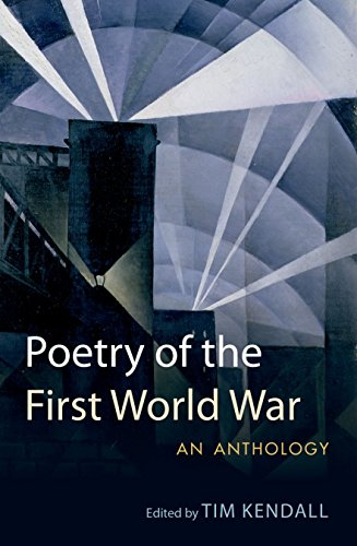 poets of first world war By world war ii the role of war poet was so well-established in the public mind  the first world war poetry digital archive pro patria (1917).