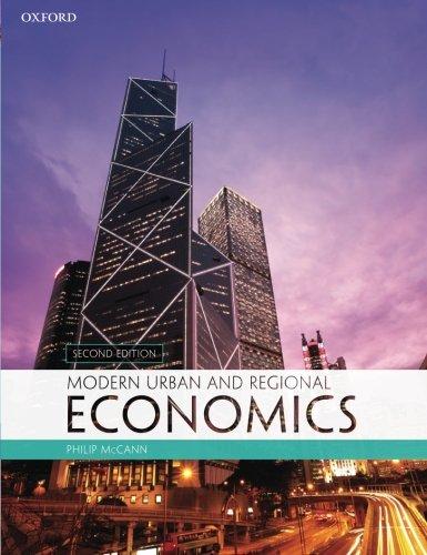 9780199582006: Modern Urban and Regional Economics