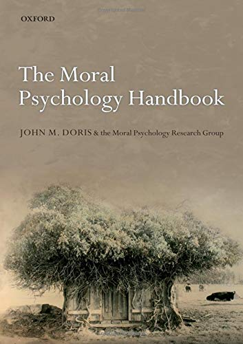 9780199582143: The Moral Psychology Handbook