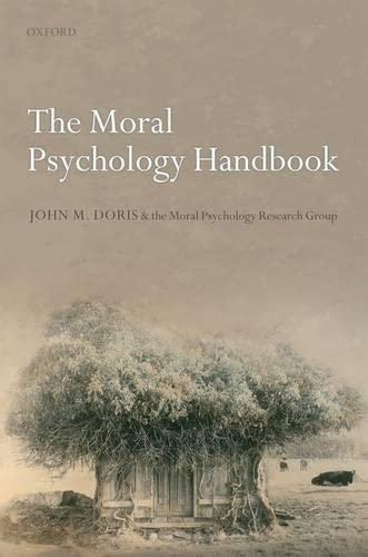 9780199582143: The Moral Psychology Handbook