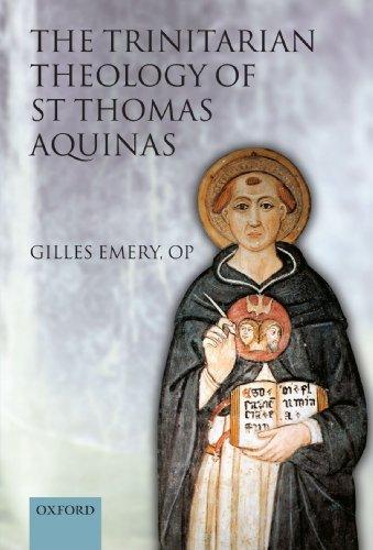 9780199582211: The Trinitarian Theology of St Thomas Aquinas