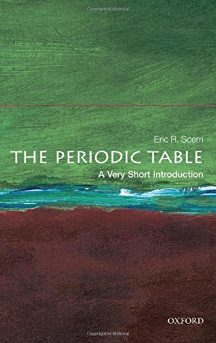 9780199582495: The Periodic Table: A Very Short Introduction (Very Short Introductions)