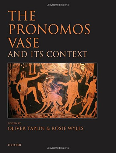 9780199582594: The Pronomos Vase and its Context